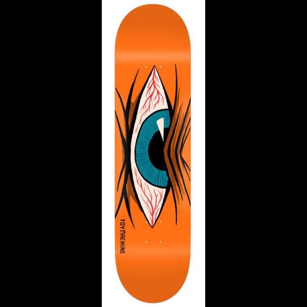 TOY MACHINE Mad Eye - Orange 8,0 gördeszka lap