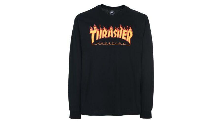 38dc089040 THRASHER Flame Ls