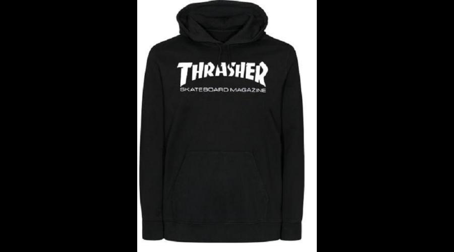 THRASHER Skate Mag pulóver 83fbccfc9a