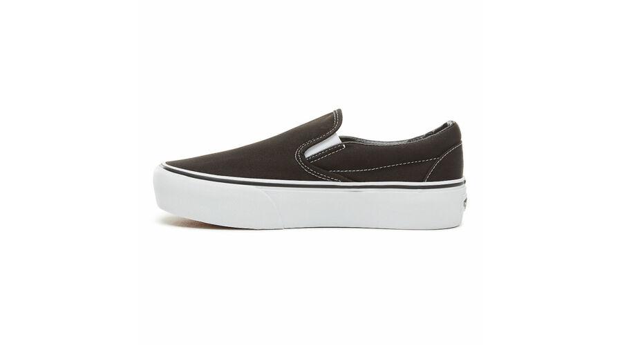 VANS Classic Slip-on platform cipő a5fb9b8449