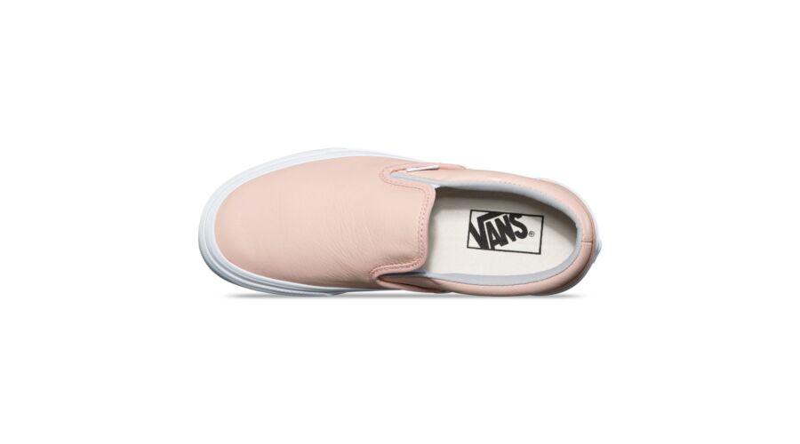 VANS Classic Slip-on (Leather) női vans cipő 2505a26744